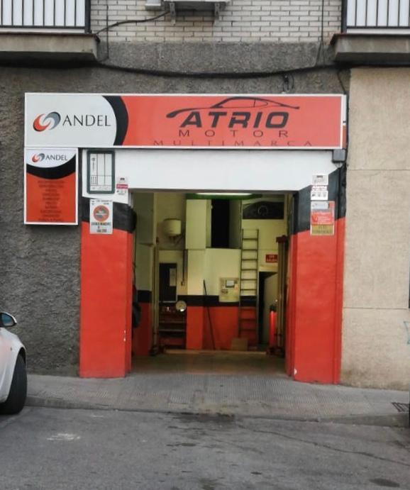 ATRIO MOTOR
