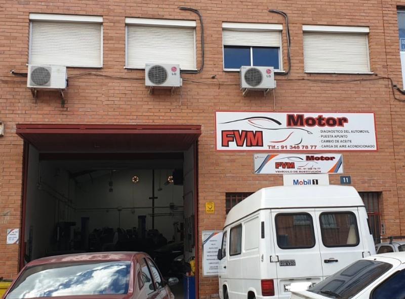 TALLERES FVM MOTOR