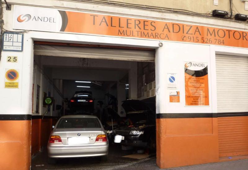 TALLERES ADIZA MOTOR SPORT
